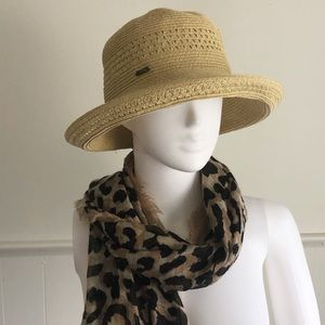 Nine West Natural Hat • M